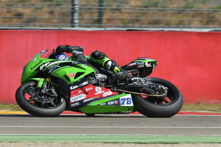 L'azienda SITHEC è Official Sponsor del Team Kawasaki Puccetti Racing per la stagione Superbike // Supersport 2018